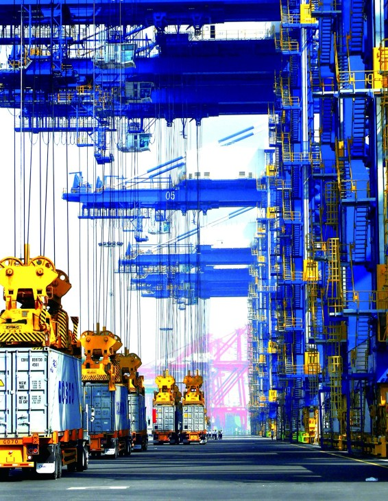 南沙:湾区枢纽 未来之城
